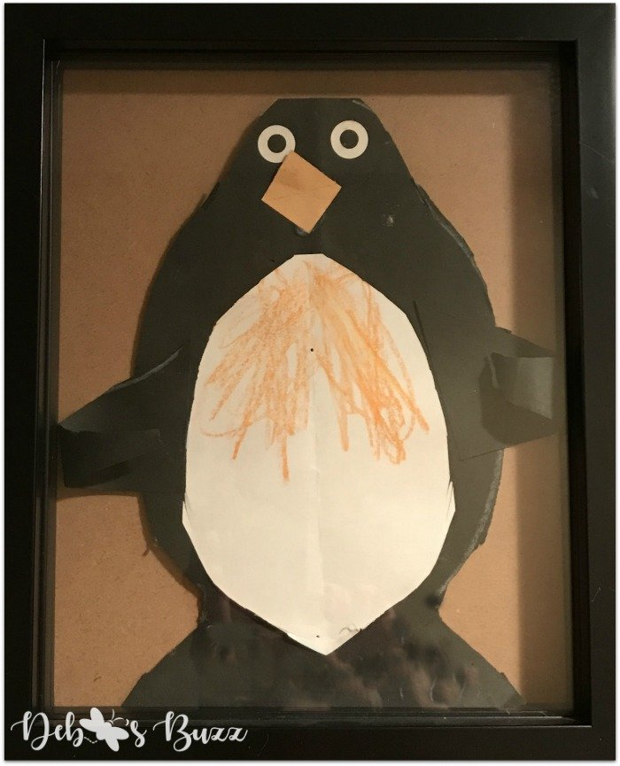 framed-penguin-kid-art-gallery
