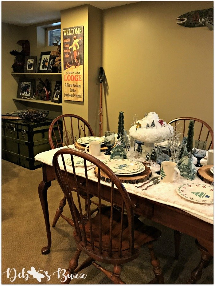 ski-lodge-theme-game-room-winter-tablescape