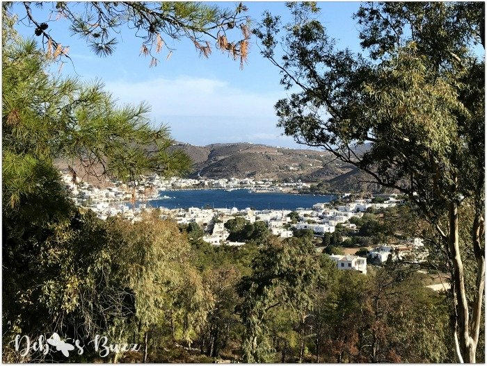 Small Ship Cruise: Visiting Patmos, Greece