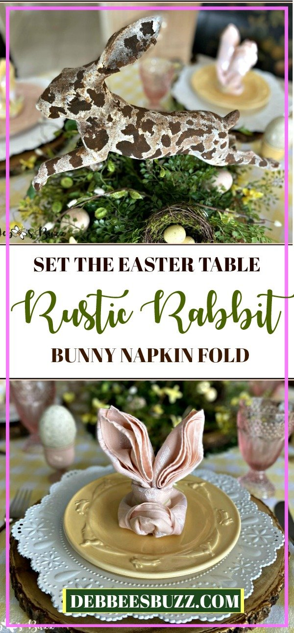 rustic-rabbit-easter-table-bunny-napkin-fold