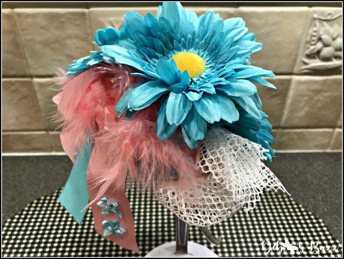 pink-tiffany-blue-floral-fascinator
