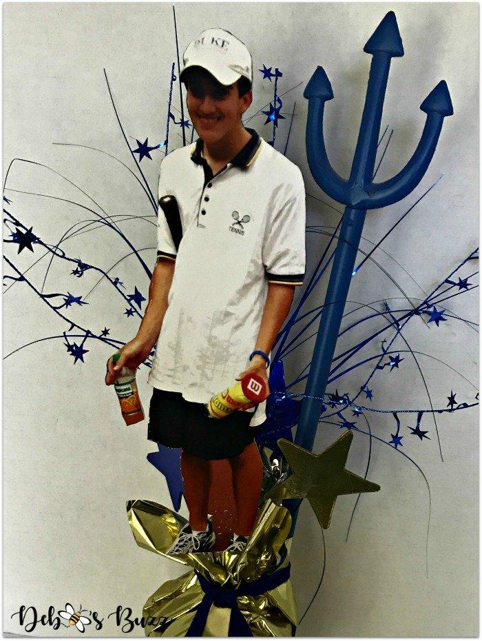blue-devil-tennis-photo-graduation-party-decoration