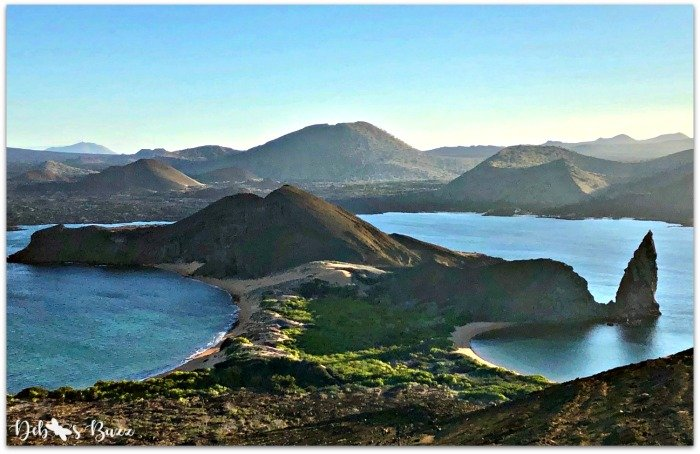 galapagos-islands-cruise-Bartholomew-island--pinnacle-rock-hike-view