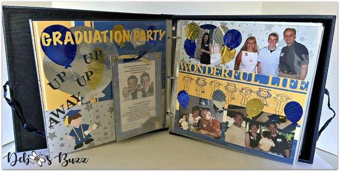 graduation-party-scrapbook