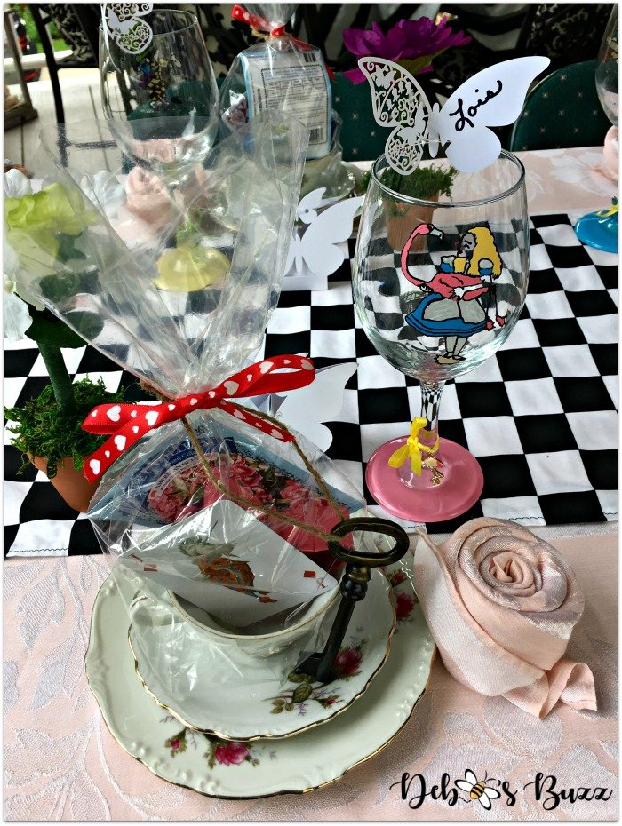 porch-unbirthday-party-vintage-teacup-painted-glass-favors