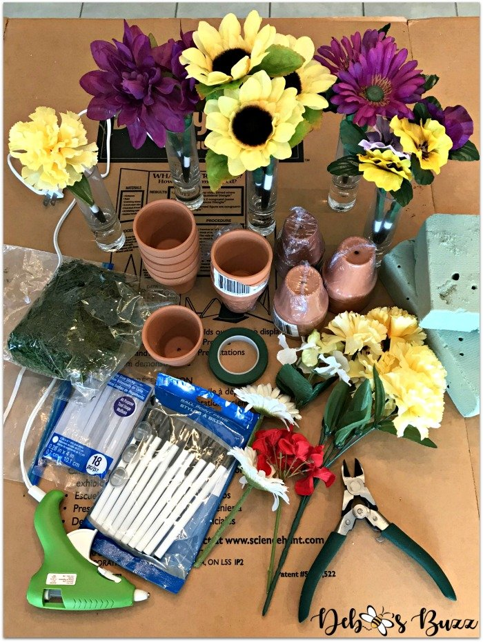 potted-flower-pen-supplies