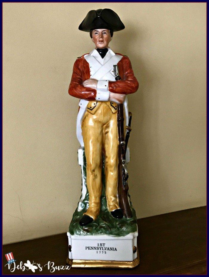 Continental-soldier-1st-PA-liquor-bottle
