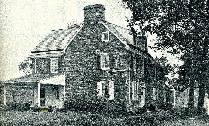 Evans-house-Gwynedd-Pennsylvania