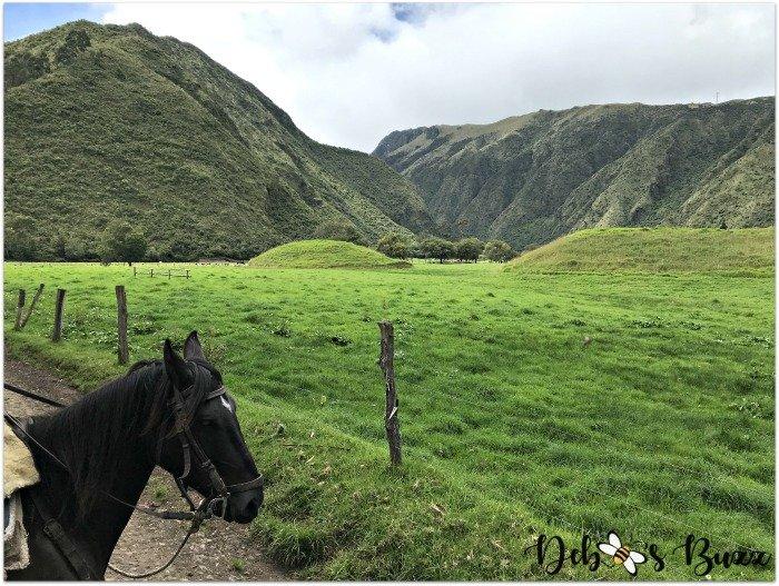 Hacienda-vacation-Zuleta-Ecuador-pre-Columbian-burial-mounds-pyramids