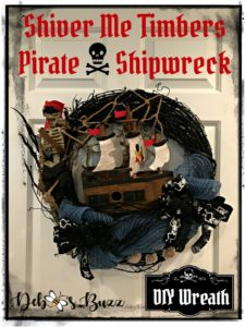DIY-Halloween-skeleton-pirate-wreath-black-grapevine