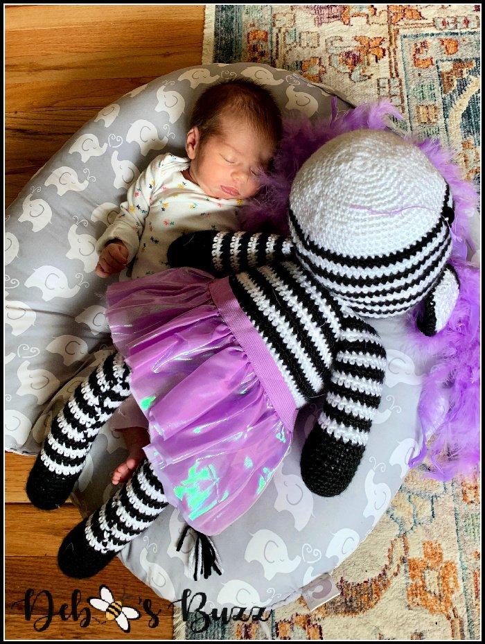 Croquet-Zebra-baby-gift