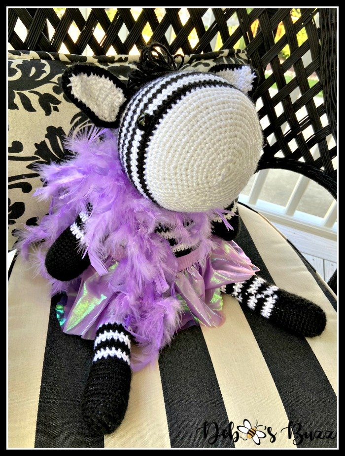 zoe-crochet-zebra-purple-boa-skirt