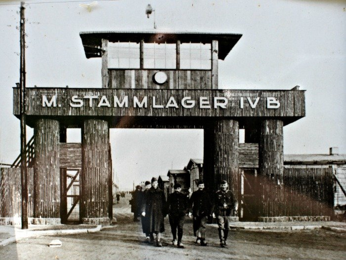 Eingang_StaLag_IVB-entrance-German-POW-camp