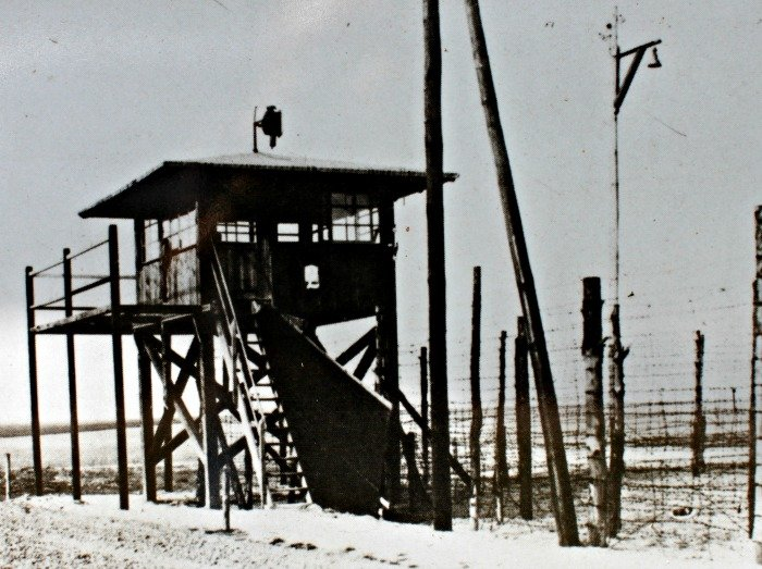 Watchtower_StaLag_IVB-German-POW-camp