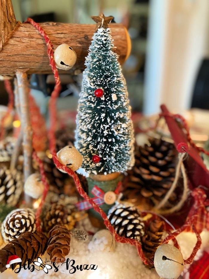 winter-woodland-tablescape-bottle-brush-Christmas-tree