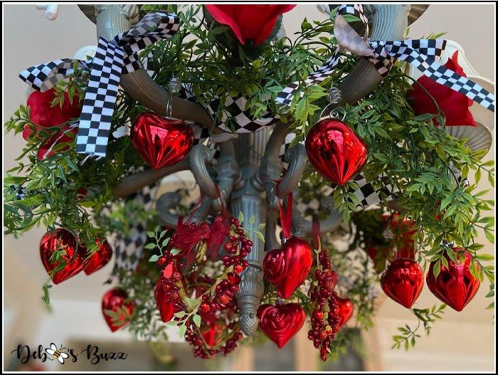 Valentines-day-decorated-chandelier