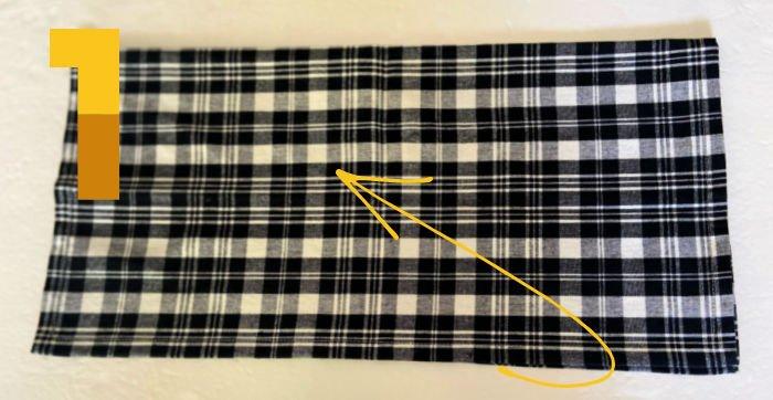 Bee-shape-fold-tutorial-step-1