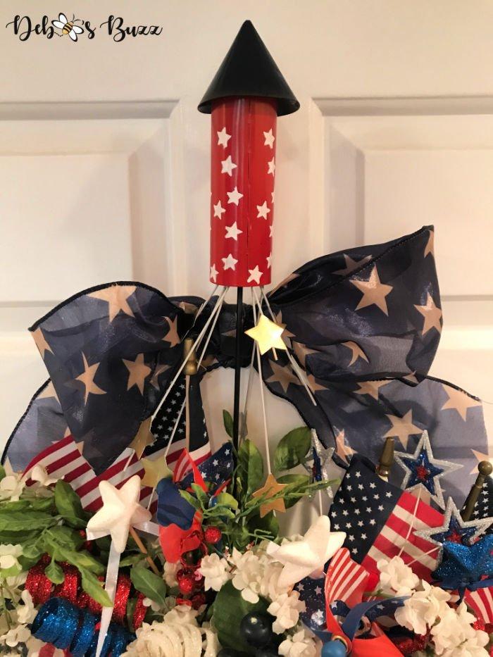 patriotic-decor-firecracker-wreath