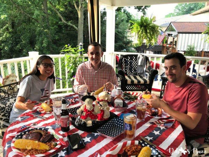 summer-activities-July-4th-barbaque-dinner