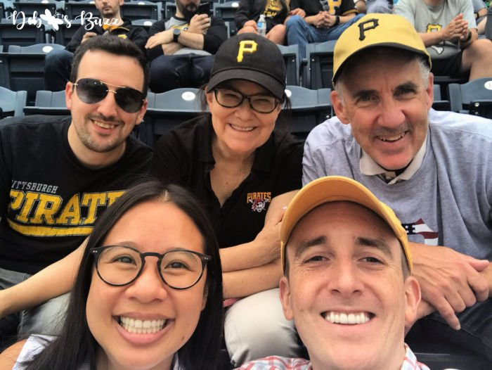 summer-activities-Pittsburgh-Pirates-game-family