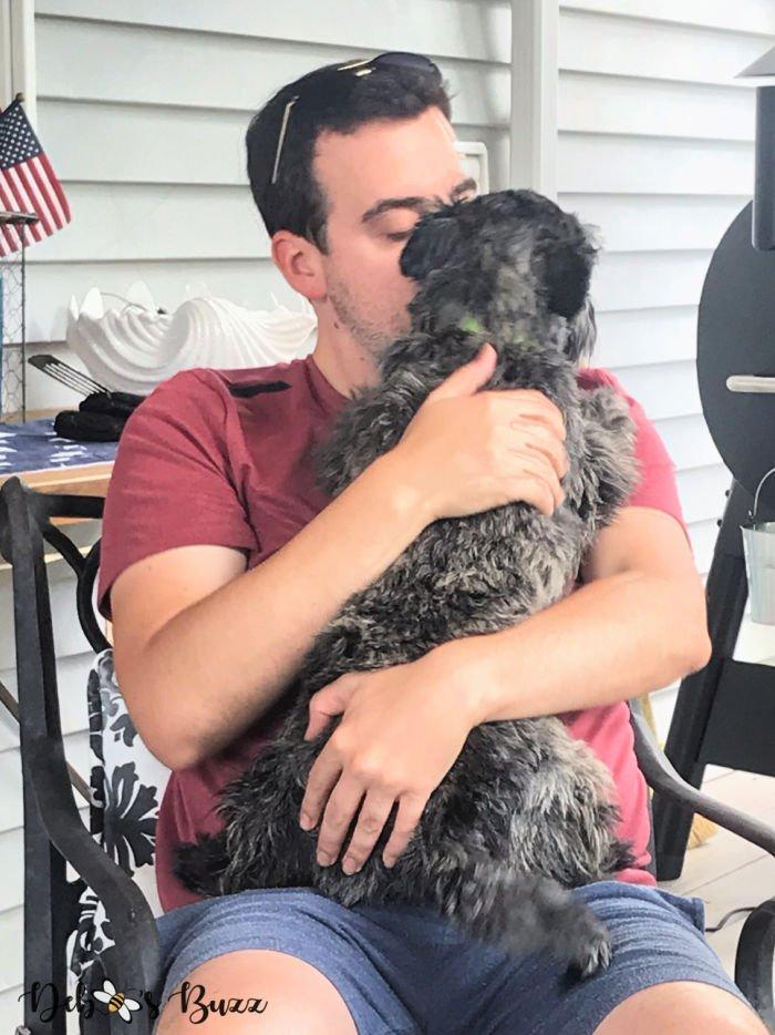 Scottie-puppy-snuggle