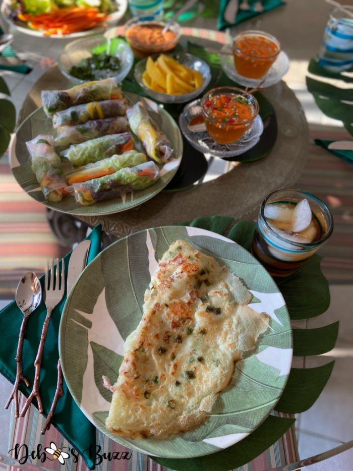 Vietnamese-meal