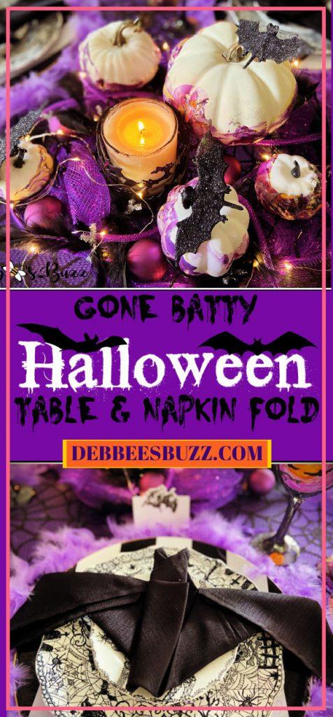gone-batty-purple-Halloween-table-napkin-fold